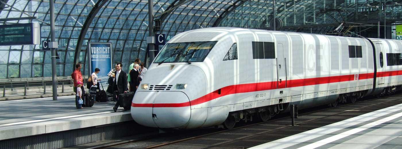 Internationale trein
